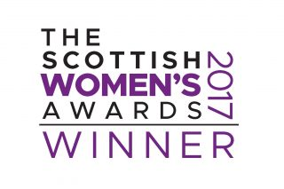 Winner Logo - Scottish Women's Awards 2017_